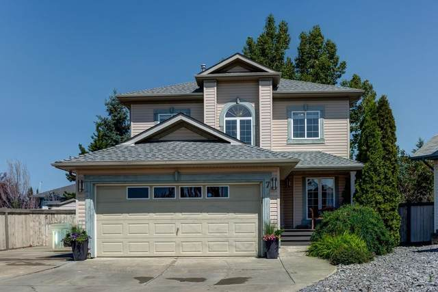 7 Delta Place, St. Albert, AB T8N 6V8 (#E4253582) :: The Good Real Estate Company