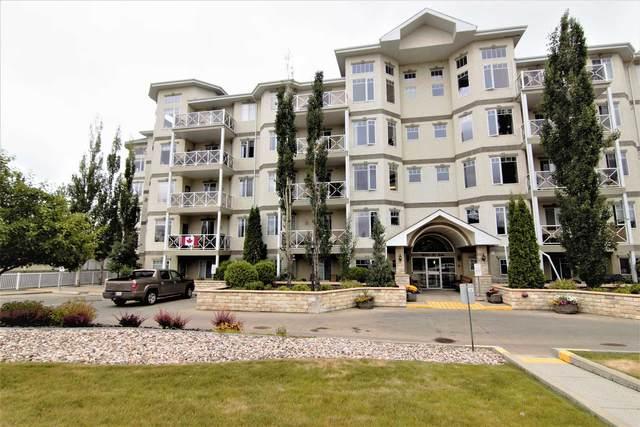 119 12111 51 Avenue, Edmonton, AB T6H 6A3 (#E4253600) :: Müve Team | RE/MAX Elite