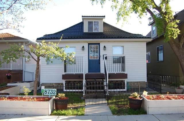 8732 84 Avenue, Edmonton, AB T6C 1E2 (#E4253621) :: The Good Real Estate Company