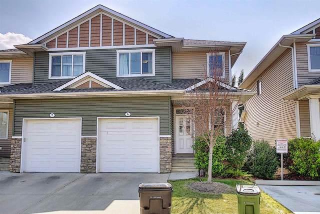6 18230 104A Street, Edmonton, AB T5X 0G9 (#E4253694) :: Müve Team | Royal LePage ArTeam Realty