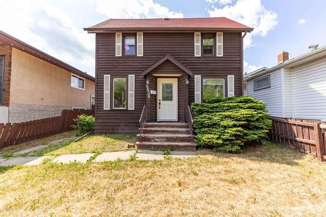 8836 92 Street, Edmonton, AB T6C 3R1 (#E4253695) :: The Good Real Estate Company