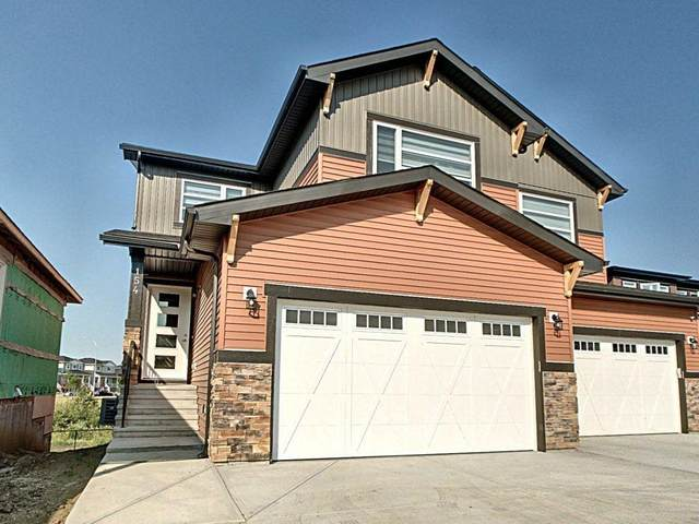 154 Aston Bend, Leduc, AB T9E 1L9 (#E4253926) :: The Foundry Real Estate Company