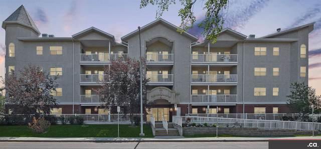 210 8215 84 Avenue, Edmonton, AB T6C 4R2 (#E4253937) :: Müve Team | RE/MAX Elite