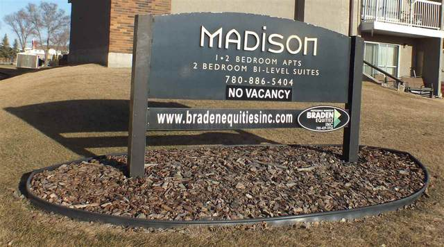 303 4501 51 Street, Leduc, AB T9E 5B9 (#E4254021) :: The Good Real Estate Company