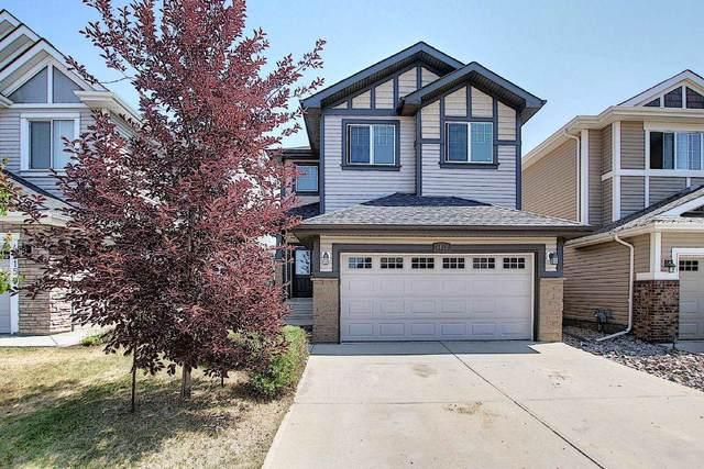 4013 Alexander Way, Edmonton, AB T6W 2C5 (#E4254169) :: RE/MAX River City