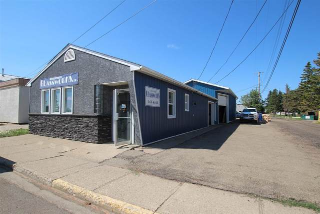 4912 50 ST, Redwater, AB T0A 2W0 (#E4254288) :: RE/MAX River City