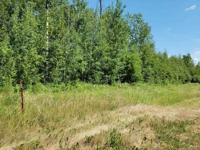 Blk 1 Lot 2 Lake Country Estates, Rural Athabasca County, AB T0A 0M0 (#E4254358) :: Müve Team | RE/MAX Elite