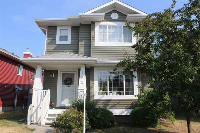 132 Westwood Lane, Fort Saskatchewan, AB T8L 4N7 (#E4254381) :: The Foundry Real Estate Company