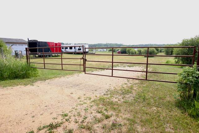 198771 Twp Rd 664, Rural Athabasca County, AB T0A 0M0 (#E4254454) :: Müve Team | RE/MAX Elite