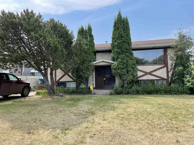 9805 98 Avenue, Morinville, AB T8R 1G7 (#E4254479) :: The Foundry Real Estate Company