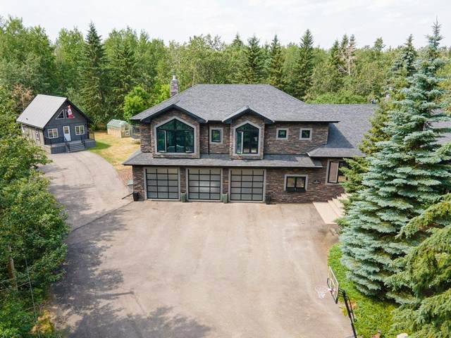 109 52148 RGE RD 231, Rural Strathcona County, AB T8B 1A6 (#E4254506) :: The Foundry Real Estate Company