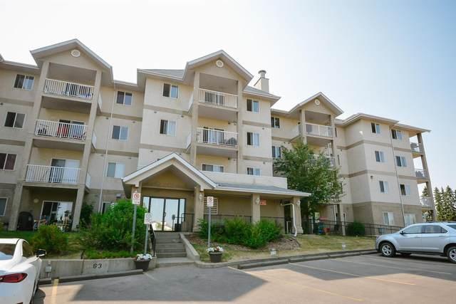 303 14708 50 Street, Edmonton, AB T5A 5G9 (#E4254594) :: Müve Team | RE/MAX Elite