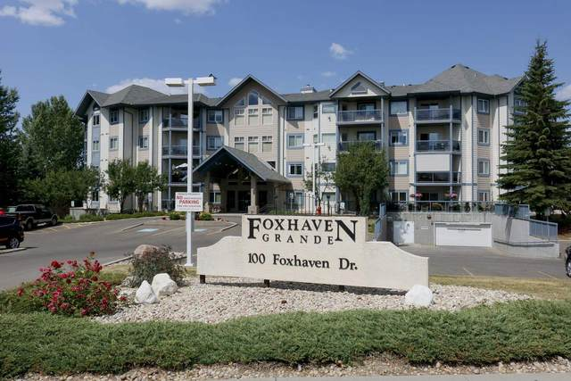 121 121 100 Foxhaven Drive, Sherwood Park, AB T8A 6B6 (#E4254610) :: Müve Team | RE/MAX Elite