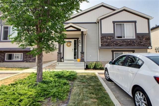 157 142 Selkirk Place, Leduc, AB T9E 0M9 (#E4254612) :: The Good Real Estate Company