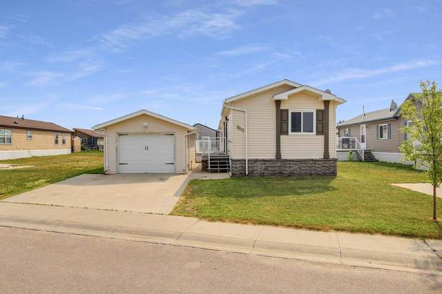 5909 Labrador Road, Cold Lake, AB T9M 0C6 (#E4254622) :: The Foundry Real Estate Company