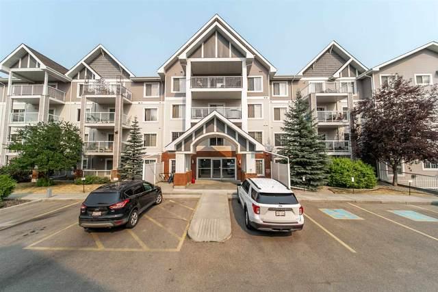 103-13710 150 Ave, Edmonton, AB T6V 0B2 (#E4254681) :: Müve Team   RE/MAX Elite