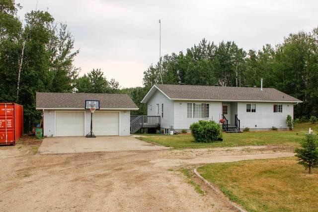 24 54120 RGE RD 12, Rural Parkland County, AB T7Y 0A5 (#E4255042) :: Müve Team   RE/MAX Elite