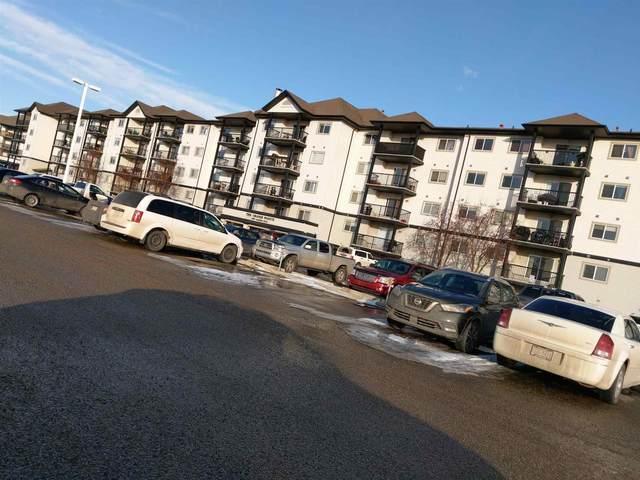 214 2430 Guardian Road NW, Edmonton, AB T5T 6X9 (#E4255077) :: Müve Team   RE/MAX Elite