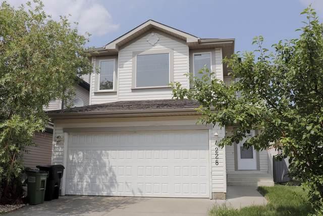4228 Mcmullen Place, Edmonton, AB T6W 1S6 (#E4255229) :: Müve Team | RE/MAX Elite