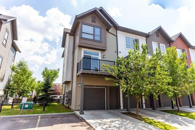 22 2560 Pegasus Boulevard, Edmonton, AB T5E 6V4 (#E4255255) :: The Foundry Real Estate Company