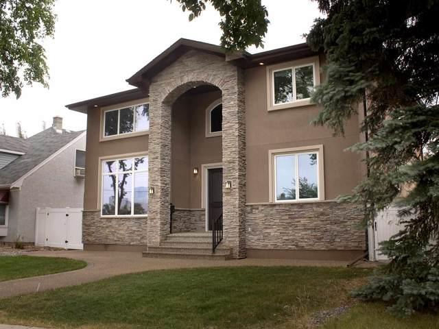 9261 Strathearn Drive, Edmonton, AB T6C 4E1 (#E4255323) :: Müve Team | RE/MAX Elite
