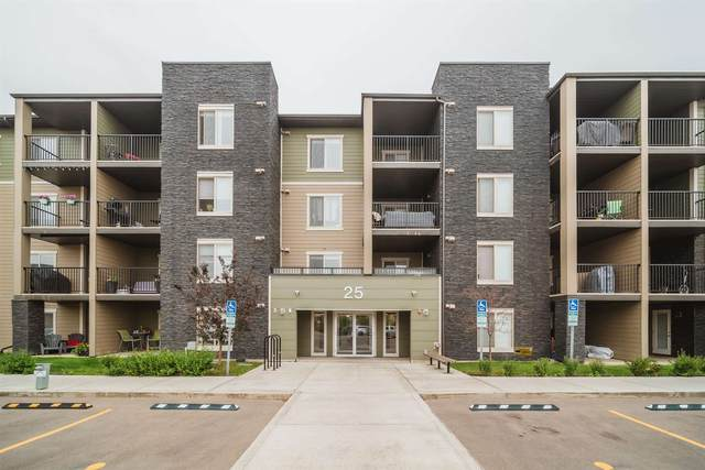 204 25 Element Drive N, St. Albert, AB T8N 7S1 (#E4255360) :: The Good Real Estate Company