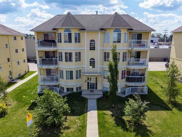 8 4911 51 Avenue, Cold Lake, AB T9M 2B8 (#E4255468) :: RE/MAX River City