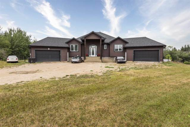 24 54030 RGE RD 274, Rural Parkland County, AB T7X 3S9 (#E4255483) :: The Foundry Real Estate Company