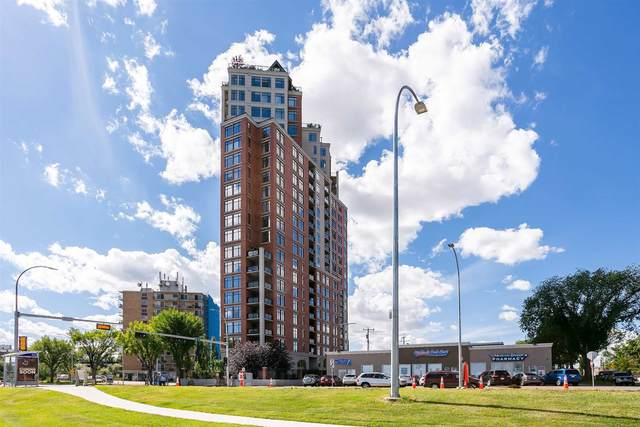 1901 9020 Jasper Avenue, Edmonton, AB T5H 3S8 (#E4255522) :: Müve Team | RE/MAX Elite