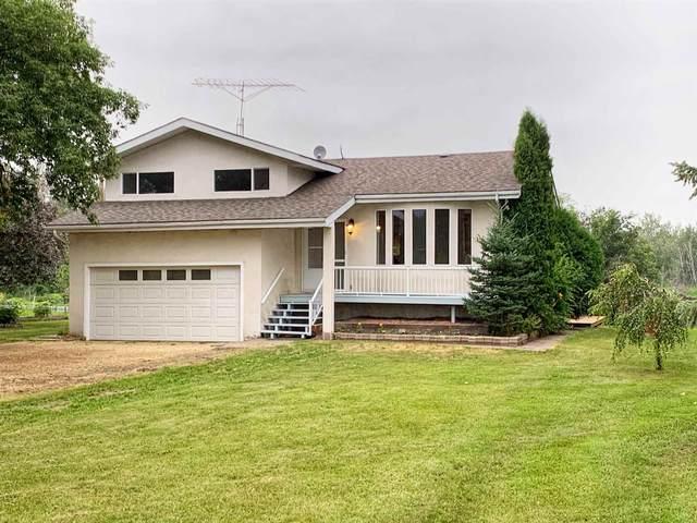 Rural Minburn County, AB T9C 1R3 :: Initia Real Estate