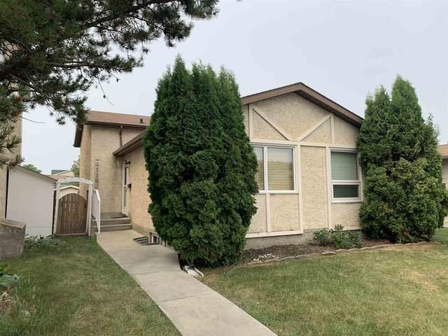 4118 36 STREET, Edmonton, AB T6L 5Y5 (#E4255615) :: Initia Real Estate