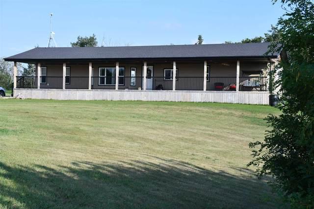 480031 Rge Rd 224, Rural Wetaskiwin County, AB T0C 1Z0 (#E4255630) :: Müve Team | RE/MAX Elite