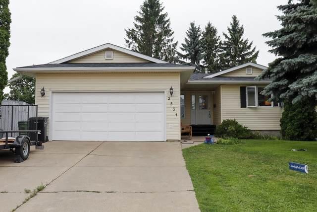 2534 131 Avenue, Edmonton, AB T5A 3Z1 (#E4255661) :: The Good Real Estate Company