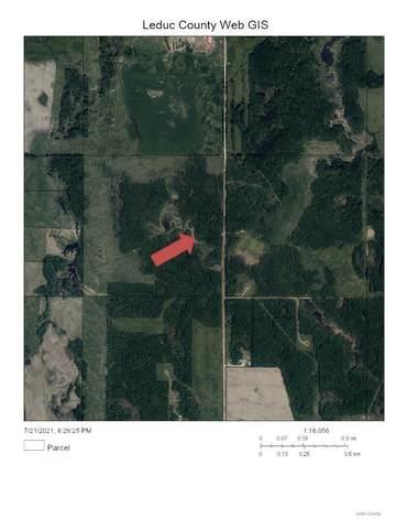 50064 Range Road 35, Rural Leduc County, AB T0C 2T0 (#E4255663) :: The Good Real Estate Company