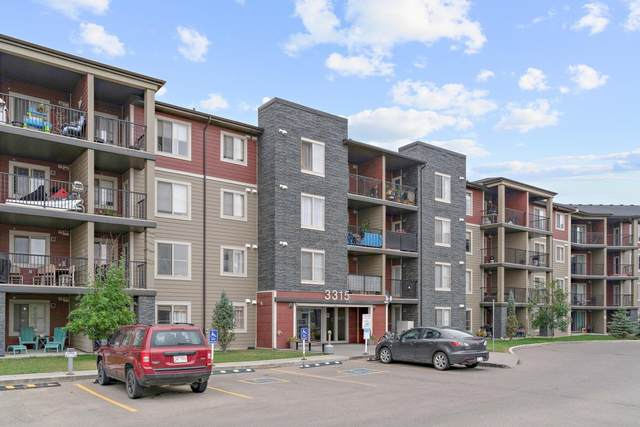131 3315 James Mowatt Trail, Edmonton, AB T6W 3L9 (#E4255723) :: RE/MAX River City