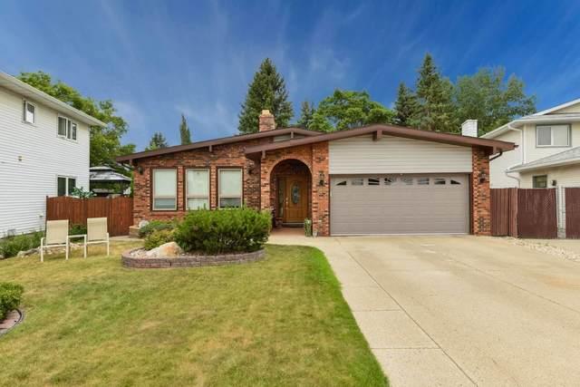 188 Granlea Crescent, Edmonton, AB T6L 1N8 (#E4255727) :: The Good Real Estate Company