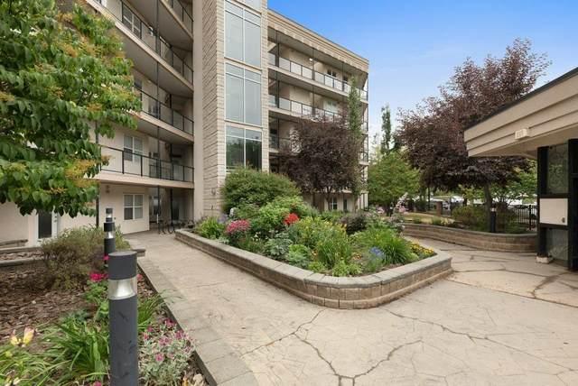 203 9503 101 Avenue, Edmonton, AB T5H 4R1 (#E4255730) :: Müve Team | RE/MAX Elite