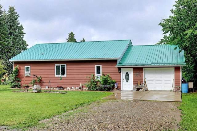 461071 Range Road 43A, Rural Wetaskiwin County, AB T0C 2X0 (#E4255766) :: Müve Team | RE/MAX Elite