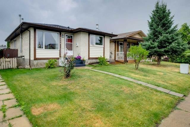 4334 38 Street, Edmonton, AB T6L 4K4 (#E4255778) :: Initia Real Estate