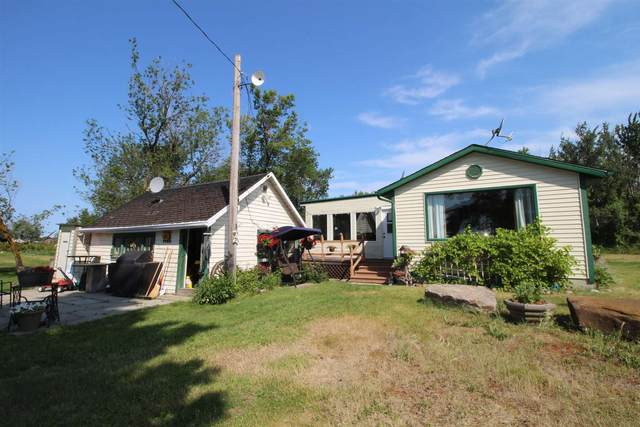59524 Rg Rd 252, Rural Westlock County, AB T0G 0P0 (#E4255800) :: Müve Team | RE/MAX Elite