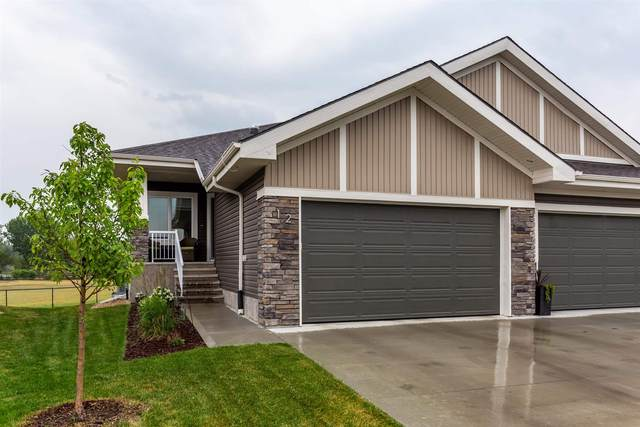 12 50 Legacy Terrace, St. Albert, AB T8N 7S2 (#E4255845) :: The Good Real Estate Company