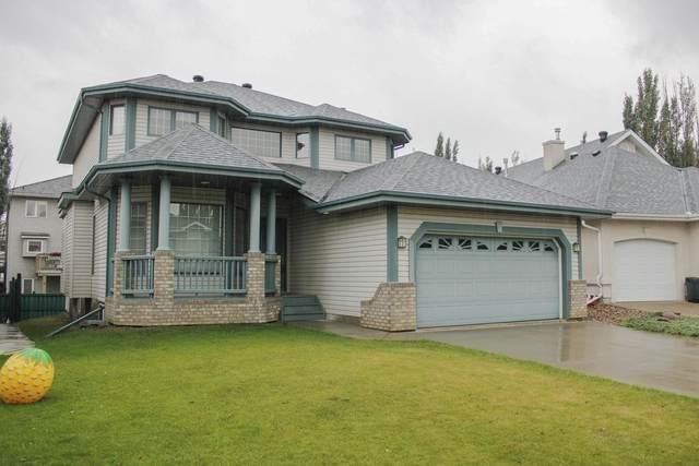 1053 Holgate Place, Edmonton, AB T6R 2T7 (#E4255908) :: Müve Team   RE/MAX Elite