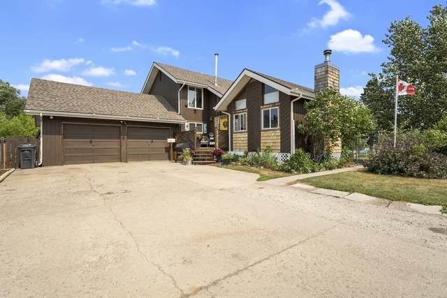 702 12 Avenue, Cold Lake, AB T9M 1H5 (#E4255917) :: RE/MAX River City