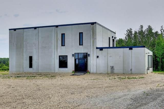 54015 Rge Rd 272, Rural Sturgeon County, AB T7X 0S2 (#E4255919) :: Müve Team   RE/MAX Elite