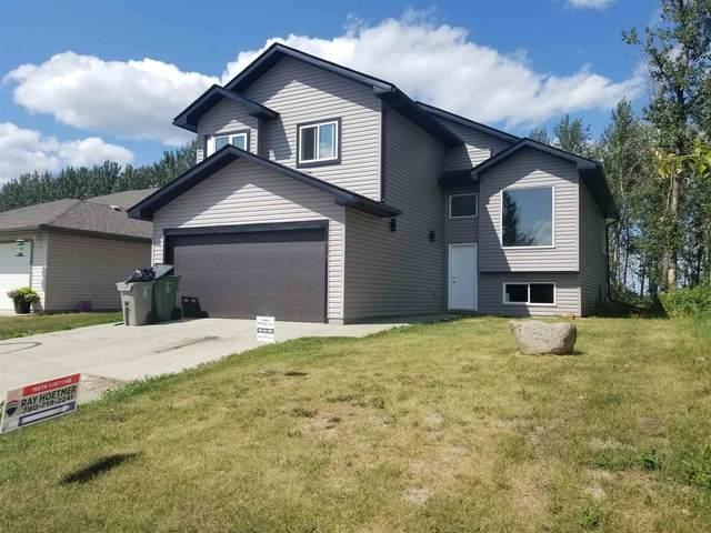 6115 53 A Avenue, Redwater, AB T0A 2W0 (#E4255929) :: The Good Real Estate Company