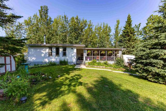46 274022 Twp 480, Rural Wetaskiwin County, AB T0C 2P0 (#E4255958) :: The Good Real Estate Company