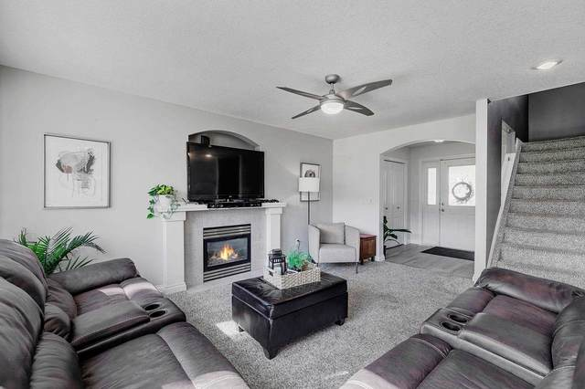 33 Lamplight Cove, Spruce Grove, AB T7X 4R2 (#E4255965) :: The Foundry Real Estate Company