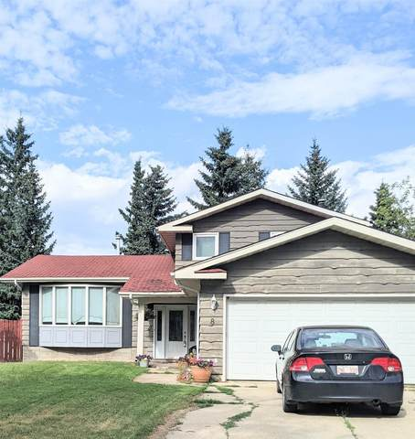 8 Bocock Place, St. Albert, AB T8N 2K3 (#E4255968) :: The Good Real Estate Company