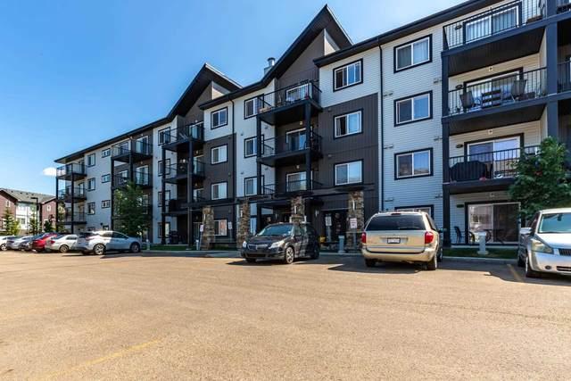 308 3353 16A Avenue NW, Edmonton, AB T6T 0P3 (#E4256006) :: Müve Team   RE/MAX Elite