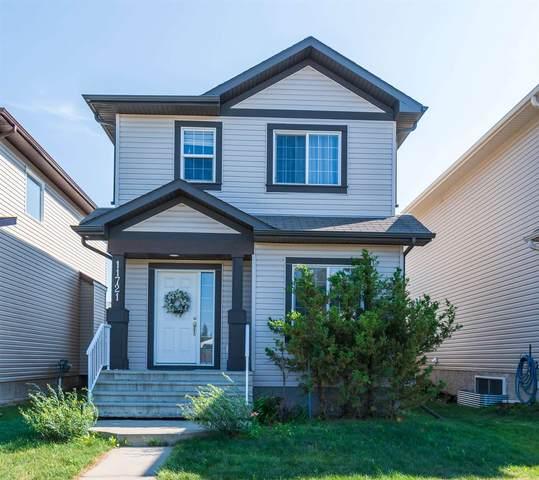 11721 167B Avenue, Edmonton, AB T5X 0B1 (#E4256017) :: Müve Team | RE/MAX Elite